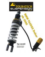 Touratech Suspension shock absorber for BMW F650GS Dakar from 2000 type Level2/ExploreHP