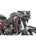 Fairing crash bar black for Honda CRF1100L Africa Twin