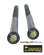 Touratech Suspension Cartridge Kit Extreme for Triumph Tiger 800 XC from 2011-2014