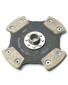 Ceramic clutch BMW R1150GS 165mm