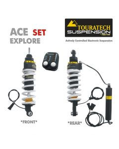 Touratech ACE Suspension *Explore* SET for BMW R1150GS (2000-2003)