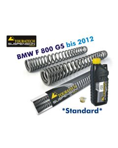 Progressive replacement fork springs, BMW F800GS up to 2012