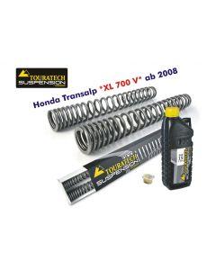Hyperpro progressive replacement fork springs, Honda XL700V Transalp '08