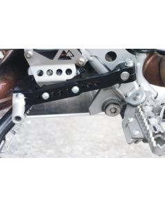 Adjustable gear lever BMW R 1200 GS up to 2012/ R1200GS Adventure up to 2013