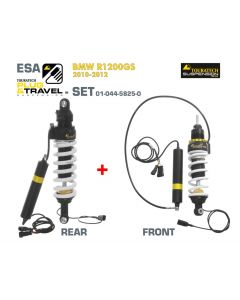 Touratech Suspension Plug & Travel-ESA SET for BMW R1200GS Model 2010-2012