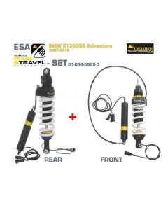 Touratech Suspension Plug & Travel-ESA SET for BMW R1200GS Adventure Model 2007-2010