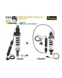 Touratech Suspension Plug & Travel-ESA SET for BMW R1200GS Adventure Model 2010-2013