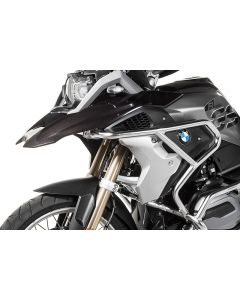 Stainless steel crash bar extension, BMW R1200GS (LC) from 2017