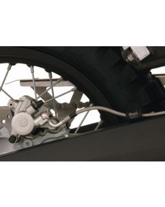 PTFE steel braided brake lines, rear, Yamaha XT660Z Ténéré