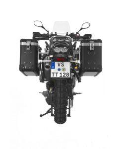 ZEGA Pro2 Aluminium Pannier System for Yamaha XT1200Z Super Tenere