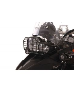Steel headlight protector BMW F800GS/F800GS Adventure/F700GS/F650GS(Twin)/F800R up to 2014 *OFFROAD USE ONLY*