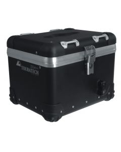 "ZEGA Pro Topcase ""And-Black"" 38 litres with Rapid-Trap"