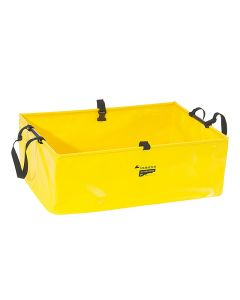 Folding bowl, 50 litres, yellow, by Touratech Waterproof made by ORTLIEB