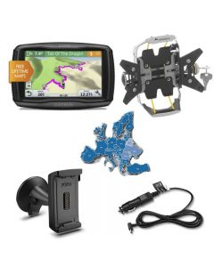 Garmin zumo 595 LM EU Bike & Car Set, black