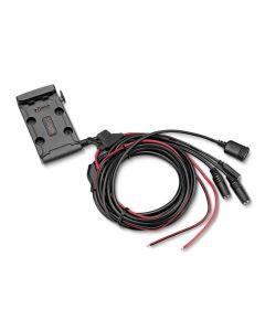 "Power cable for Garmin zumo 590/ 595, motorcycle, ""with open cable-ends"""