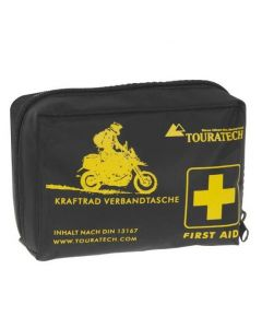 Touratech first aid kit for motorcycles DIN 13167