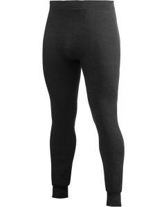 Woolpower underwear, Unisex, 200g, black, size S, (L 40-42, M 46-48)