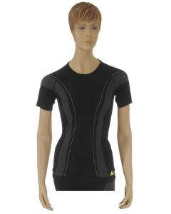"""T-shirt """"Allroad"""", ladies, black, size L"""
