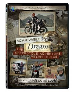 VIDEO DVD The Achievable Dream Part four - Ladies on the Loose