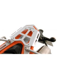 Luggage rack aluminium, for KTM 690 Enduro / Enduro R (-2017)