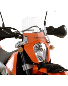 Windscreen KTM 690 Enduro and KTM 690 Enduro R (2012-2017)