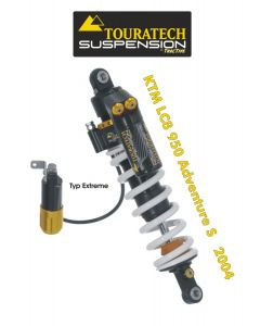 Touratech Suspension shock absorber for KTM LC8 950 Adventure S (2004-2005) type Extreme
