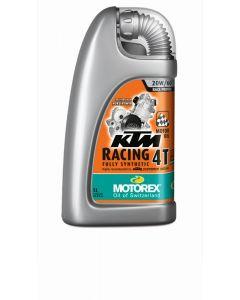 Motorex oil - KTM Racing 4T 20W/ 60 - 4 Ltr.