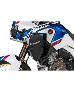 Bags Ambato for original crash bars for Honda CRF1000L Africa Twin/ CRF1000L Adventure Sports, (1 pair)