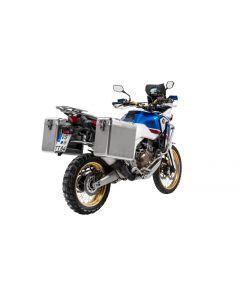 ZEGA Mundo aluminium pannier system for Honda CRF1000L Africa Twin (2018-) / CRF1000L Adventure Sports