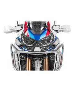 Set of LED auxiliary headlights fog/fog for Honda CRF1100L Adventure Sports