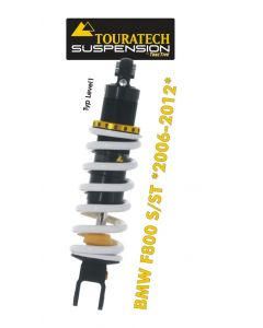Touratech Suspension shock absorber for BMW F800S/ST 2006-2016 Typ Level1/Explore