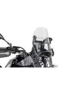 Windscreen adjuster for original windscreen for Yamaha Tenere 700