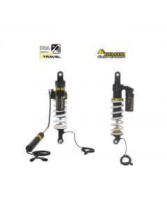 Touratech Suspension DDA / Plug & Travel SUSPENSION-SET for BMW R1200GS / R1250GS Adventure from 2017